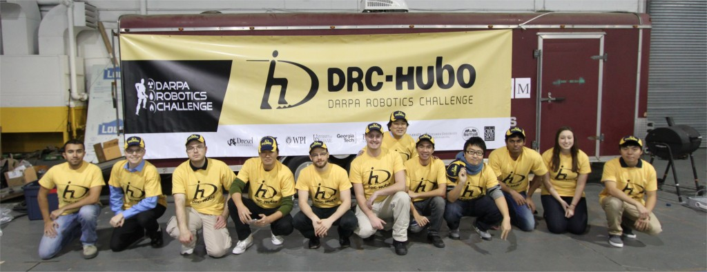 Drexel crew for Team DRC-Hubo (day before trailer goes to Miami)